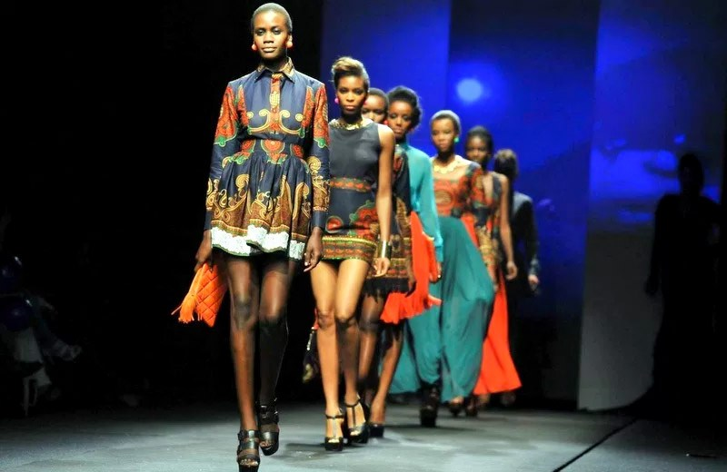 Africa on the Runway; Making Africa the Fashion Stage- Oluwatobi Adekoya