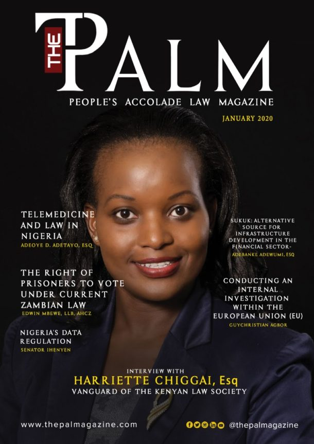 thePalm January 2020 edition