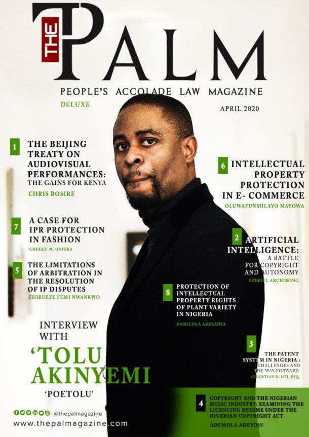 thePalmagazine 2020 edition