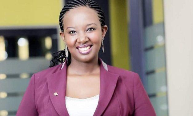 Pheona Nabasa Wall: New President of The Ugandan Law Society.