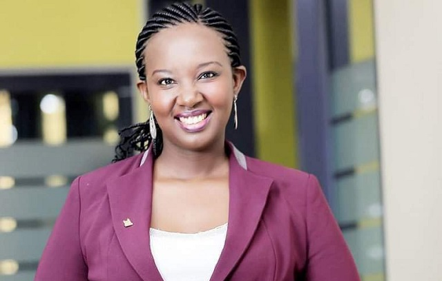 Pheona Nabasa Wall: New President of The Ugandan Law Society.